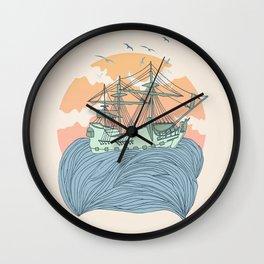 Wall Clock - Mother Nature - Fernanda S.