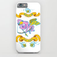 iPhone & iPod Case featuring a drink my love ? by QN Benoit TRUONG