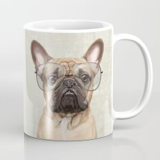 Mr French Bulldog Mug