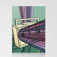 BoooomBox Stationery Cards