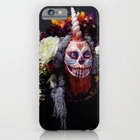 Tiger Blossom Muertita iPhone 6 Slim Case