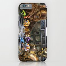 Star Wars - Let the Wookiee Win iPhone 6 Slim Case