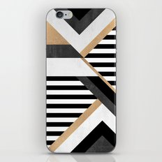 Stripe Combination iPhone & iPod Skin