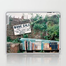 Book Sale Laptop & iPad Skin
