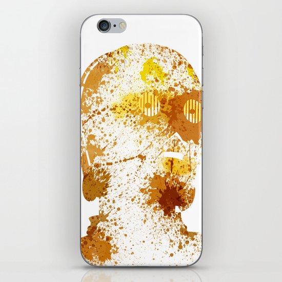 Protocol Droid iPhone & iPod Skin