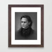 Sir Thomas Sharpe Framed Art Print
