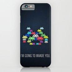 invader boss Slim Case iPhone 6s