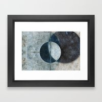 Orbservation 06 Framed Art Print
