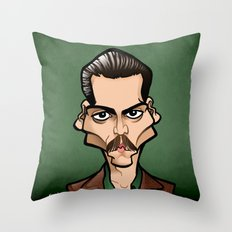 Donnie Throw Pillow