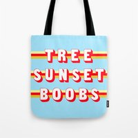 Good Things Like Firewor… Tote Bag