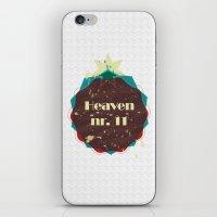 Heaven nr 11 iPhone & iPod Skin