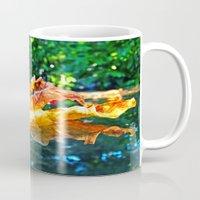 Nature's reflection Mug