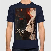 This Year's Model Mens Fitted Tee Navy SMALL