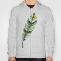 Riviere Feather Hoody