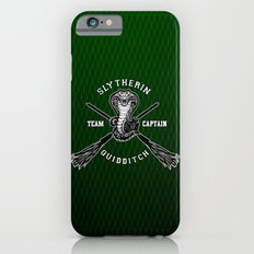Slytherin quidditch team iPhone 4 4s 5 5c, ipod, ipad, pillow case, tshirt and mugs Slim Case iPhone 6s