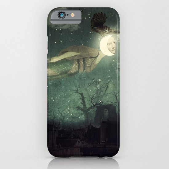 The Owl That Stole the Moon iPhone & iPod Case
