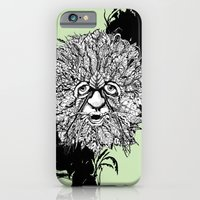 the green man iPhone 6 Slim Case