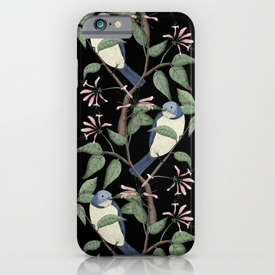 Bird Spotting iPhone & iPod Case