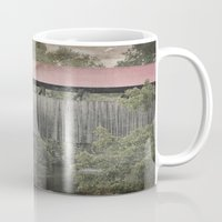 Covered Bridge, 1880 Mug