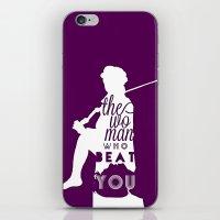 Beat You iPhone & iPod Skin