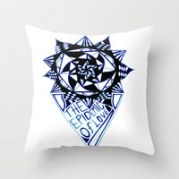 The Epidemic Of Love  Throw Pillow