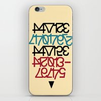 #problems=#money iPhone & iPod Skin
