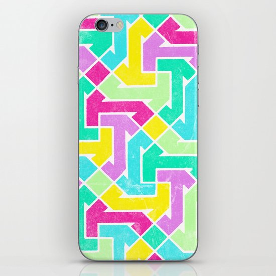Azimuth iPhone & iPod Skin