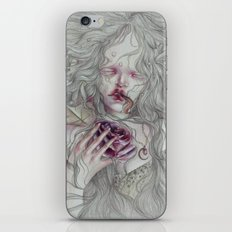 Mary Rogers iPhone & iPod Skin