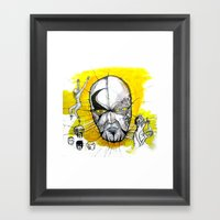 Untitled (06) Framed Art Print