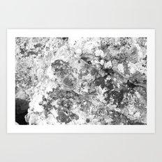 Living Sandstone Art Print