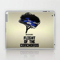 Flight of the Conchords - Hair Helmet Laptop & iPad Skin