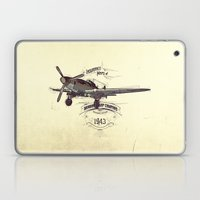 1943 caza Laptop & iPad Skin
