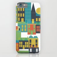 iPhone & iPod Case featuring Toy Town by Alice Rebecca Potter