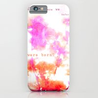 Where Were We? iPhone 6 Slim Case