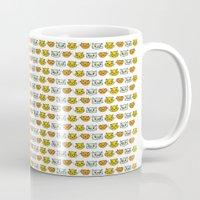 Cat Trio Mug