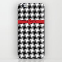 Houndstooth (Pepita) iPhone & iPod Skin