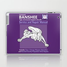 Banshee Service and Repair Manual Laptop & iPad Skin