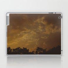 stormy skies Laptop & iPad Skin