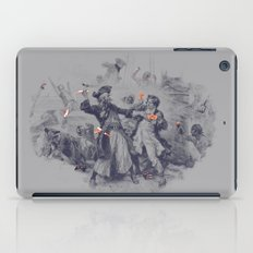 Epic Battle iPad Case