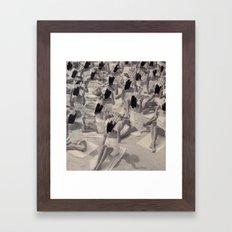 no god squad Framed Art Print