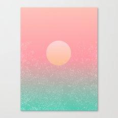 Convergence Canvas Print