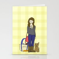 Uteruses Before Duderuse… Stationery Cards