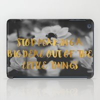 Big Deal iPad Case