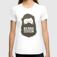 quote T-shirts featuring Beard Season by Chase Kunz