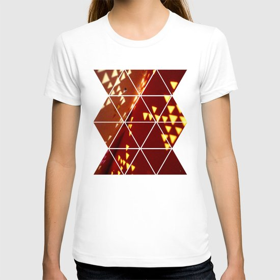 Geometric Shadow T-shirt
