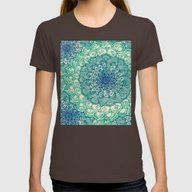 T-shirt featuring Emerald Doodle by Micklyn