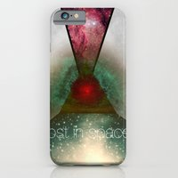 iPhone & iPod Case featuring lost in space by gokce inan