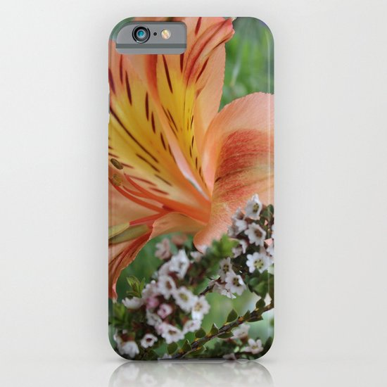 Freesia 2 iPhone & iPod Case