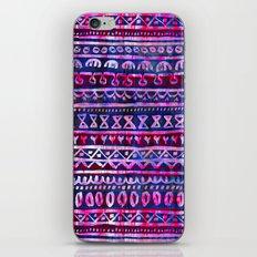 Hau'oli Stripe Purple iPhone & iPod Skin