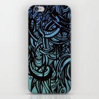 ALCON iPhone & iPod Skin